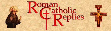 Roman Catholic Replies - logo